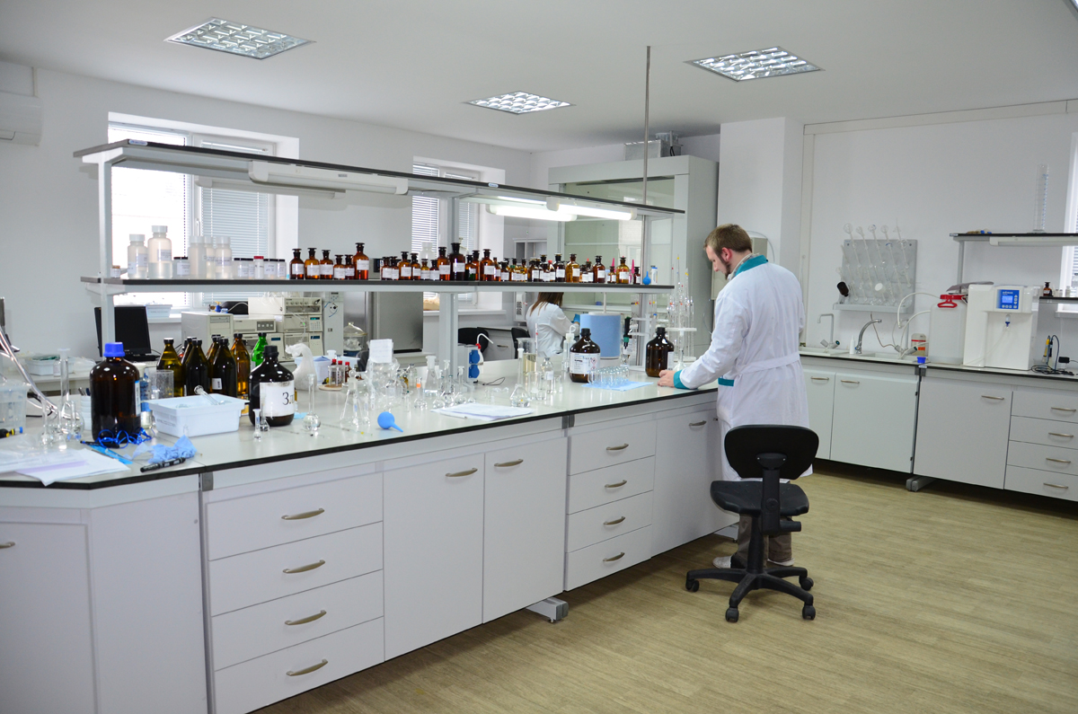 Мебель для лаборатории